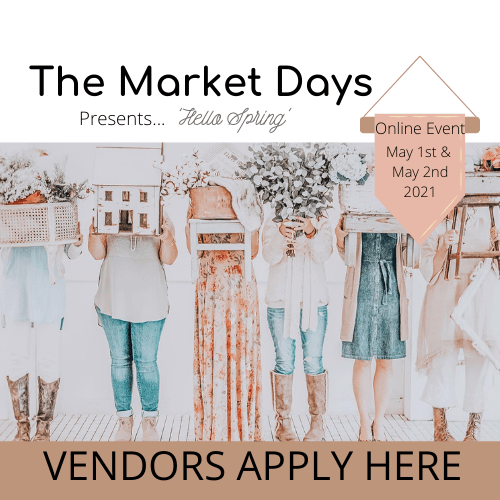 The Market Days Vendor Application