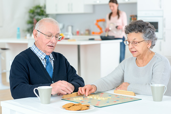 Your Home -- Typically the Desired Setting for Elder Care