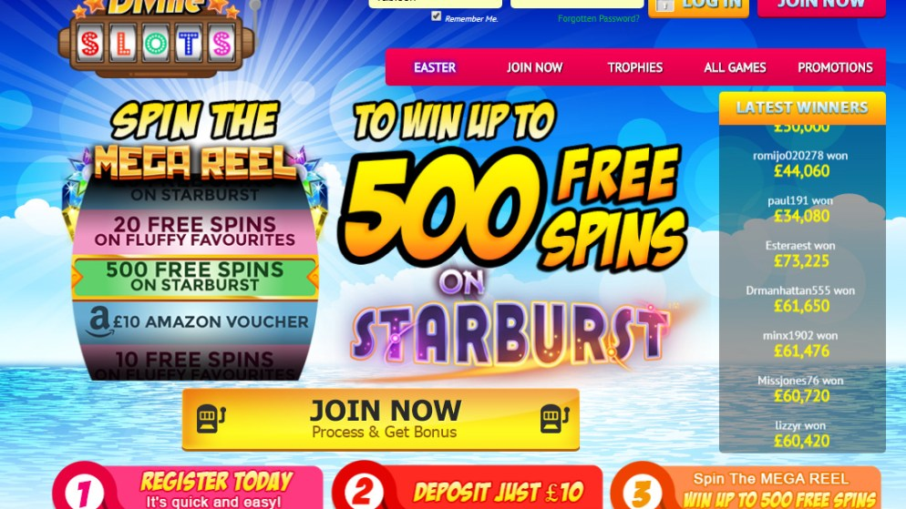 Divine Slots Unleashed a brand new section of bingo games