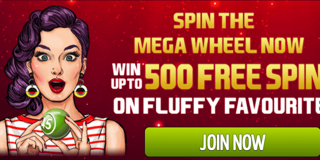Free spins bingo sites Lady love Bingo