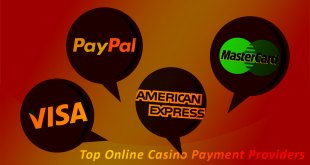online casinos payment providers