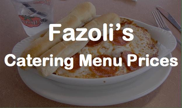 Fast Food Restaurants Menu