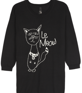 melissa mccarthy le meow sweater