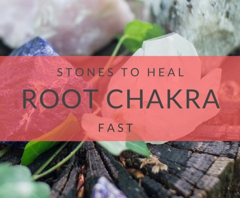 7 Crystals For Root Chakra For Heal Muladhara Chakra