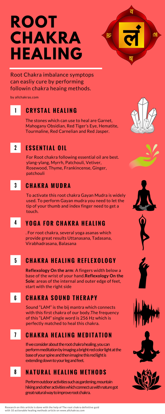 The Root Chakra Definitive Guide With 10 Actionable Healing