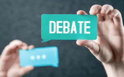 What is the debate on radon?