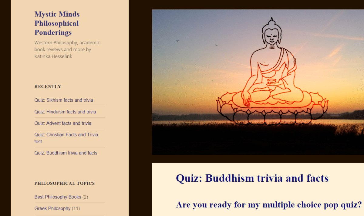 Spiritual quizzes, books for kids, redesigns and more