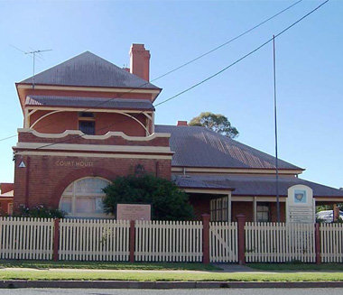 Benalla-Magistrates-Court