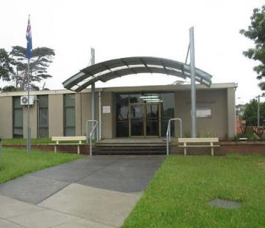 Dromana-Magistrates-Court