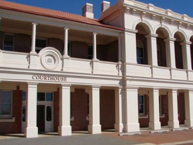 Geraldton-Court-House