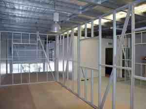 Mezzanine Office Space Installation