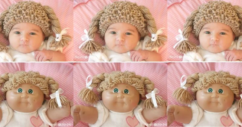 Easy Diy Cabbage Patch Wig Poemsrom