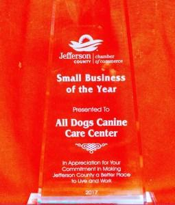 all dogs award