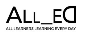 ALL-ED Logo