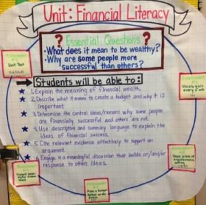 Circle Planner Social Studies Finance