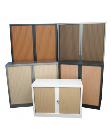 armoires de bureau monobloc ariv ton bois