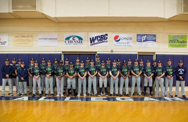 2020 Baseball Team