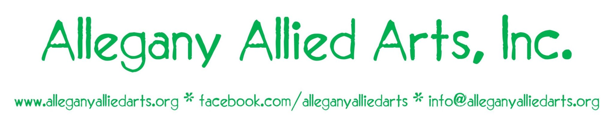 Allegany Allied Arts, Inc.