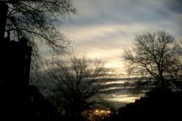 A winter sunrise in Philadelphia. Photo: Karen Christine Hibbard via Flickr