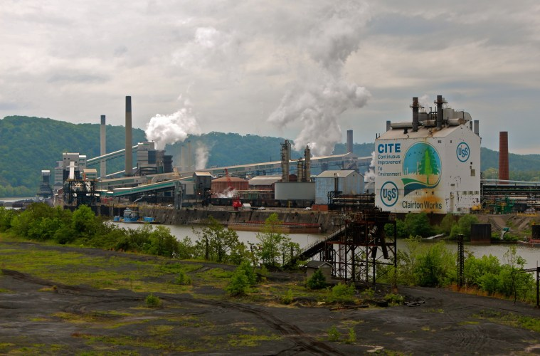 Clairton Coke Works