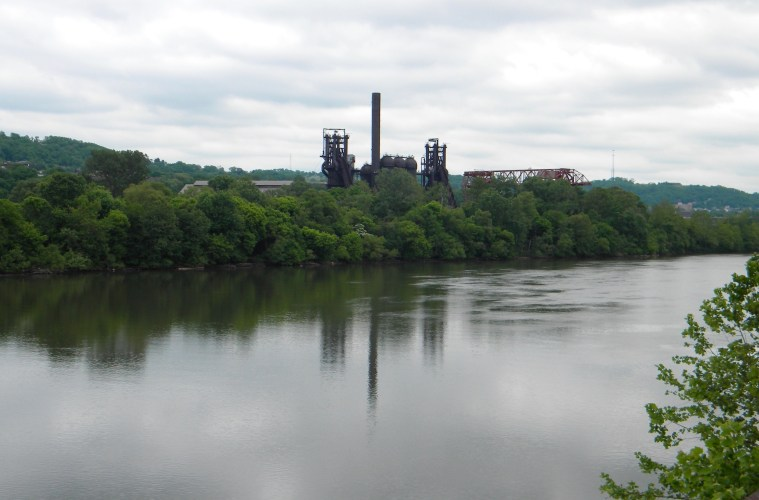 New Report Finds Industrial Pollution Flowing Illegally into