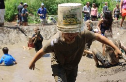Mud Day Celebration