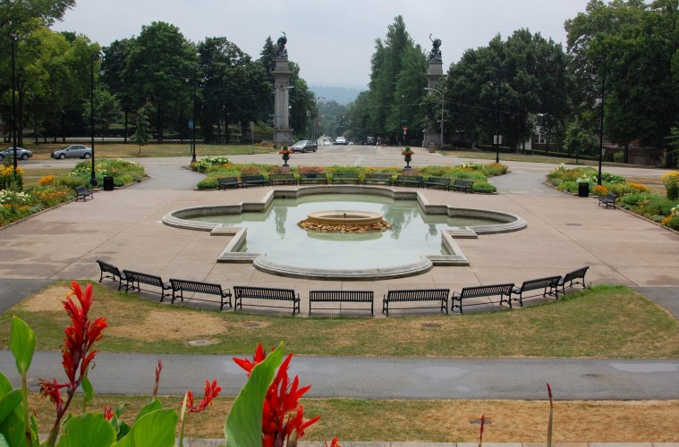 Three Pittsburgh Parks Vying to be Added to National