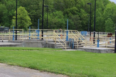 Warren's sewage treatment plant essentially provided dilution for Patriot's pretreated frack waste. Photo: Julie Grant