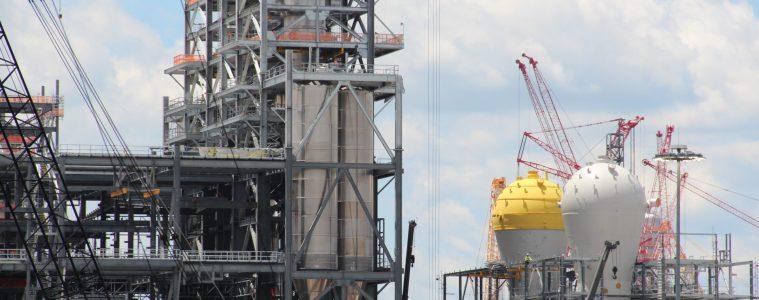 Shell ethane cracker