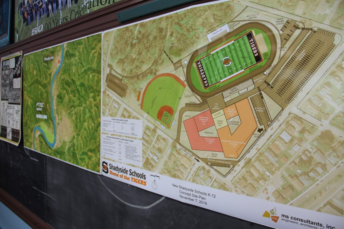 Shadyside, Ohio school plans