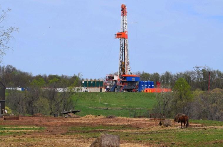 Ohio Gas Well