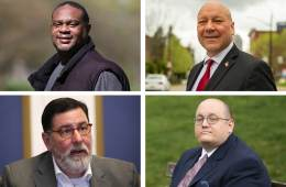 All four Democratic candidates for Pittsburgh Mayor