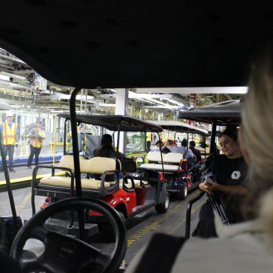 Tour of Lordstown Motors