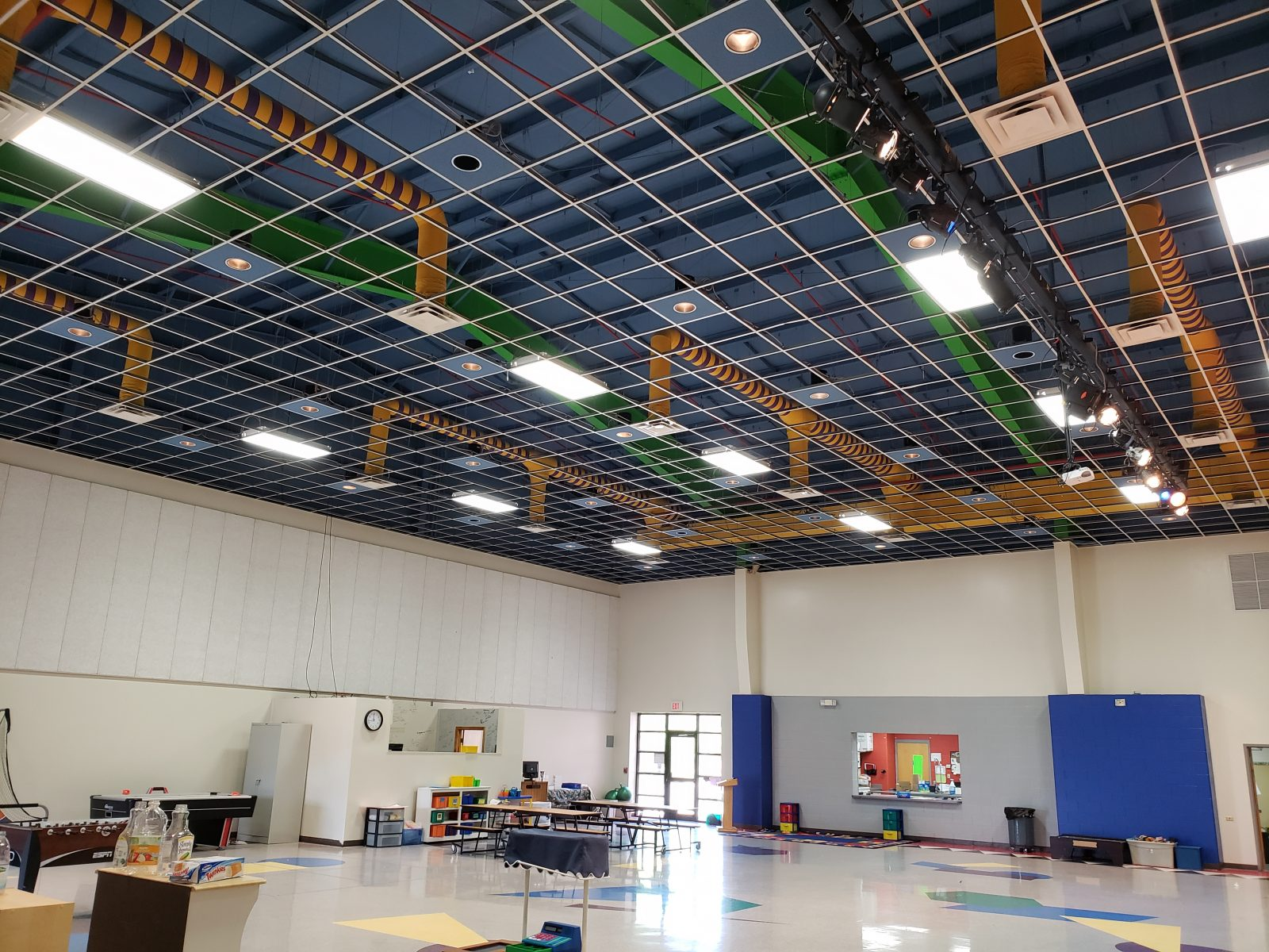 commercial led retrofit services kansas