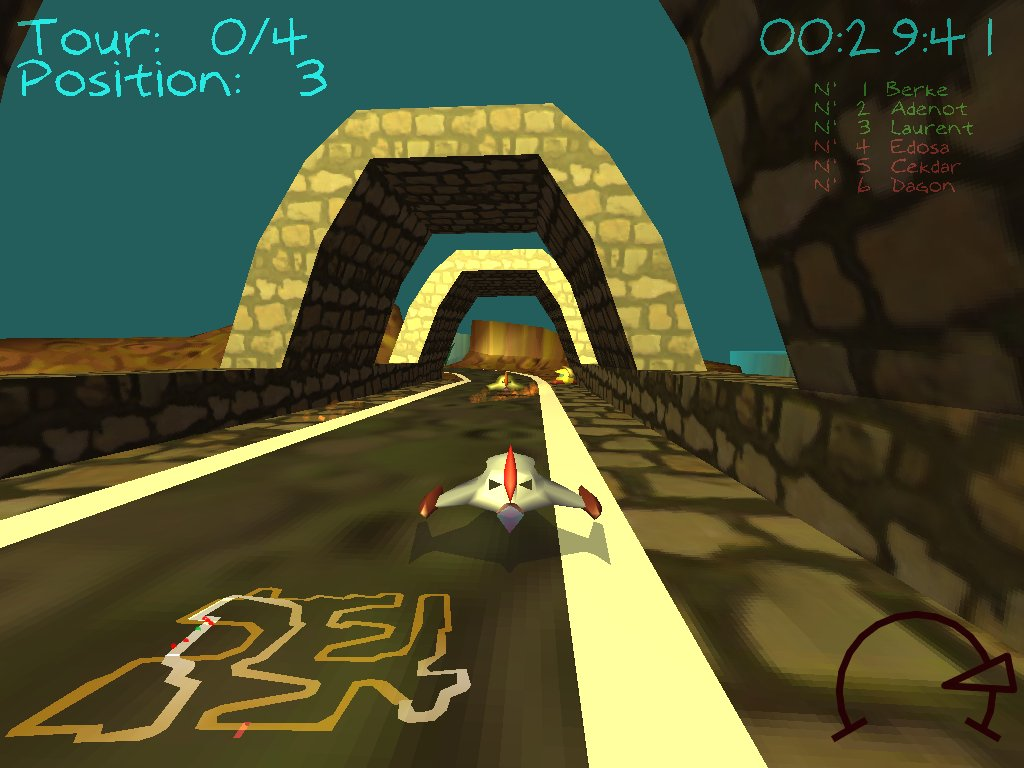 Knion game screenshot