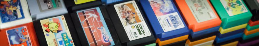 Matt's Famicom Collection