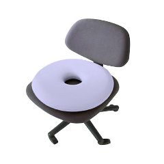 donut pillow memory foam seat cushion