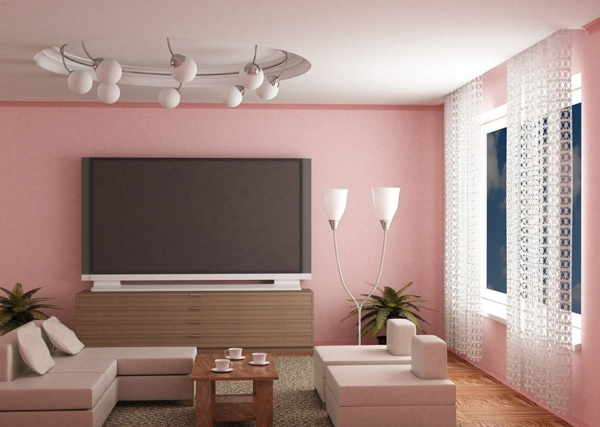 Wandfarben Ideen Wohnzimmer Erfrischen Sie Ihren Wohnraum