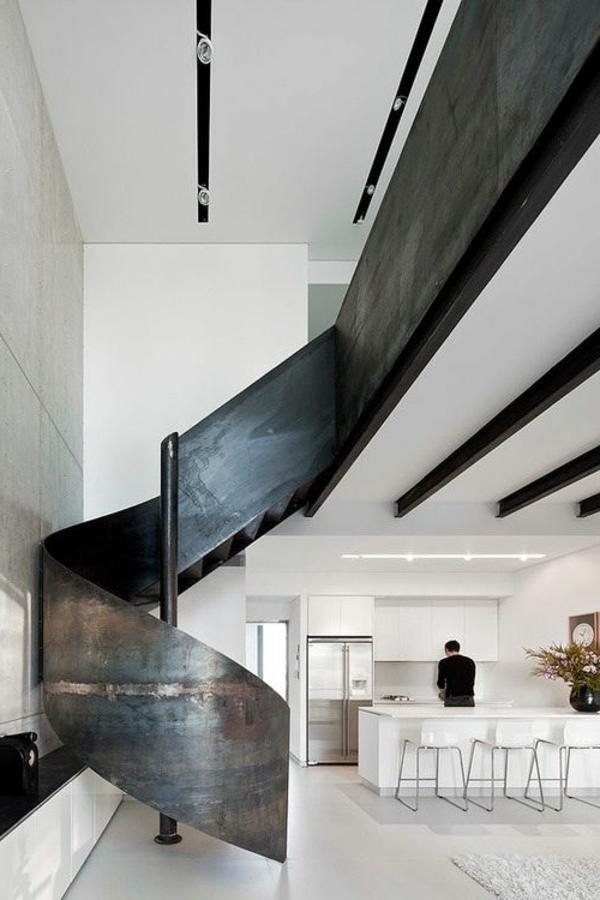 Ausgefallene Treppengelnder Designs Fr Die Innentreppe