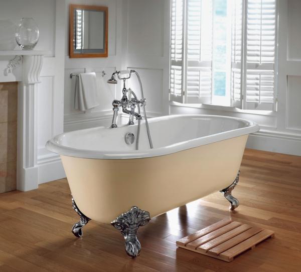 Freistehende Badewanne Fr Eine Luxurise