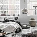 Skandinavisch Schlafzimmer Einrichtung