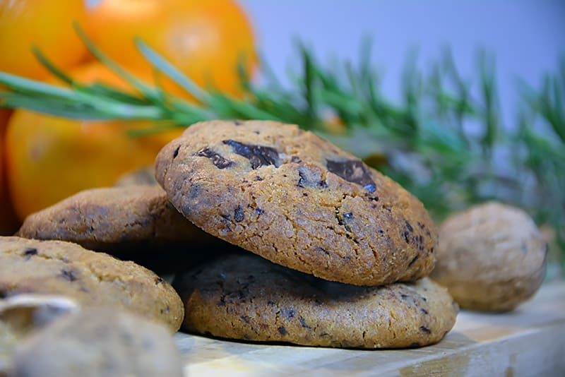 Einfaches Rezept für Chocolate Chip Cookies