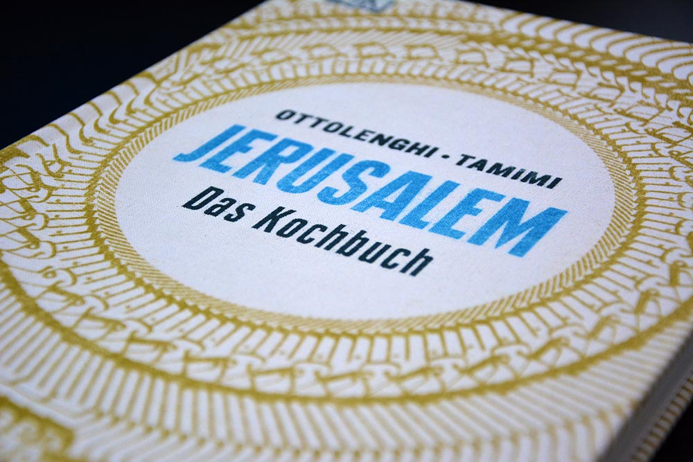 Eine Kaufempfehlung für das israelische Kochbuch Jerusalem - Das Kochbuch von Ottolenghi und Tamini