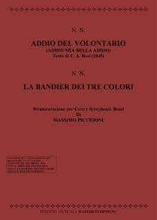ADDIO DEL VOLONTARIO - LA BANDIERA