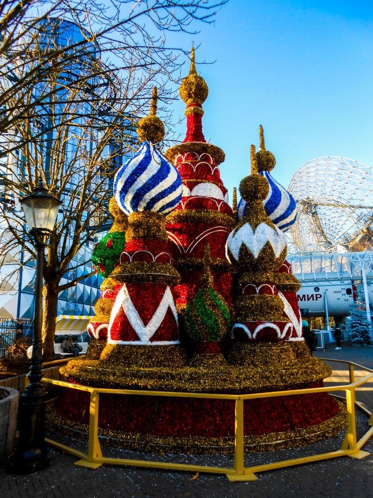 Europa Park a Natale - Russia