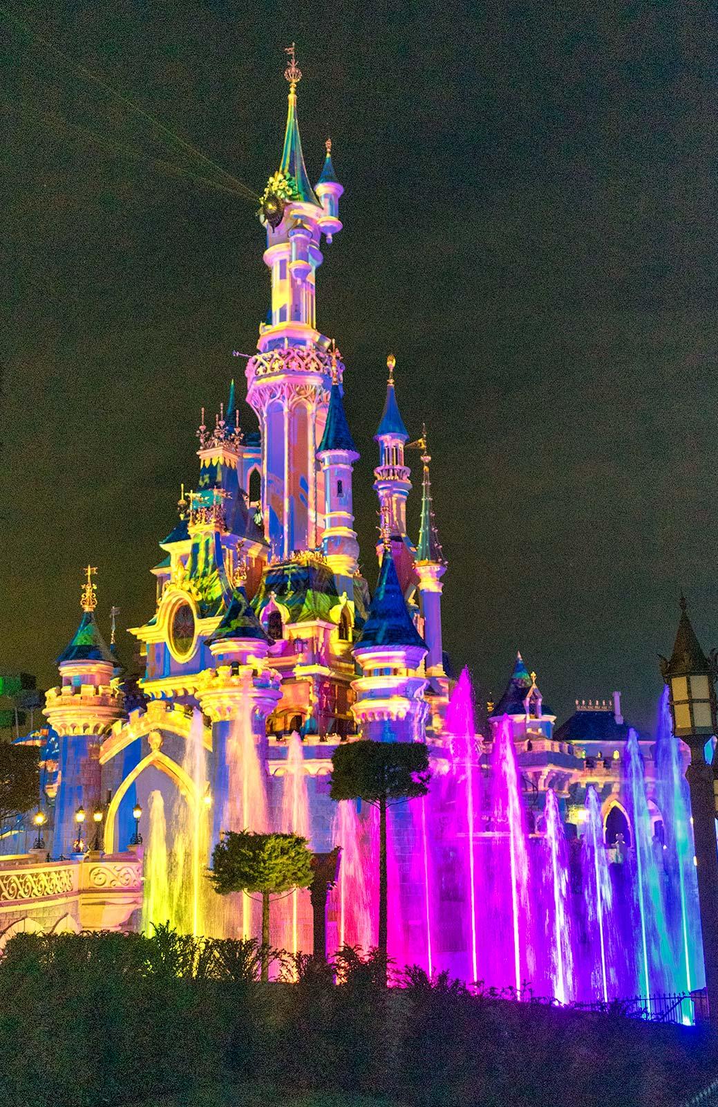 Disney Illumination