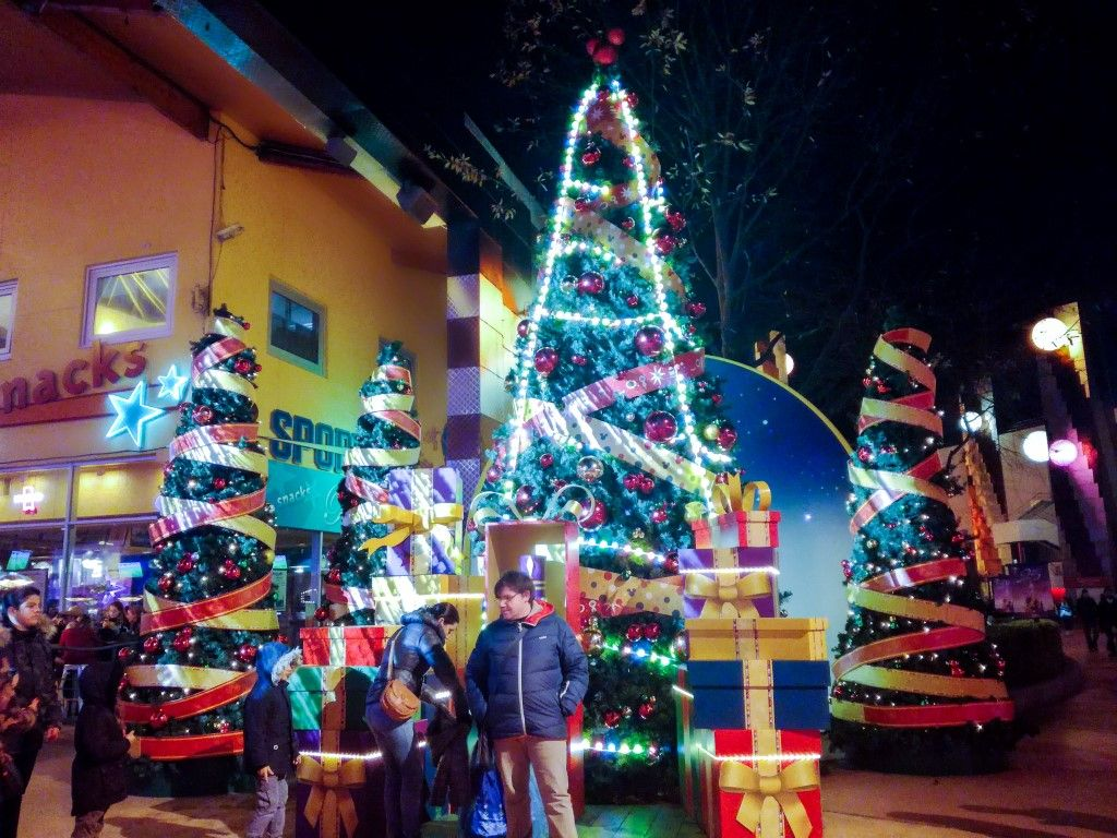 Natale a Disneyland Paris - Village