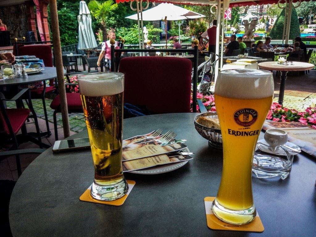 Germania Europa Park . Birre