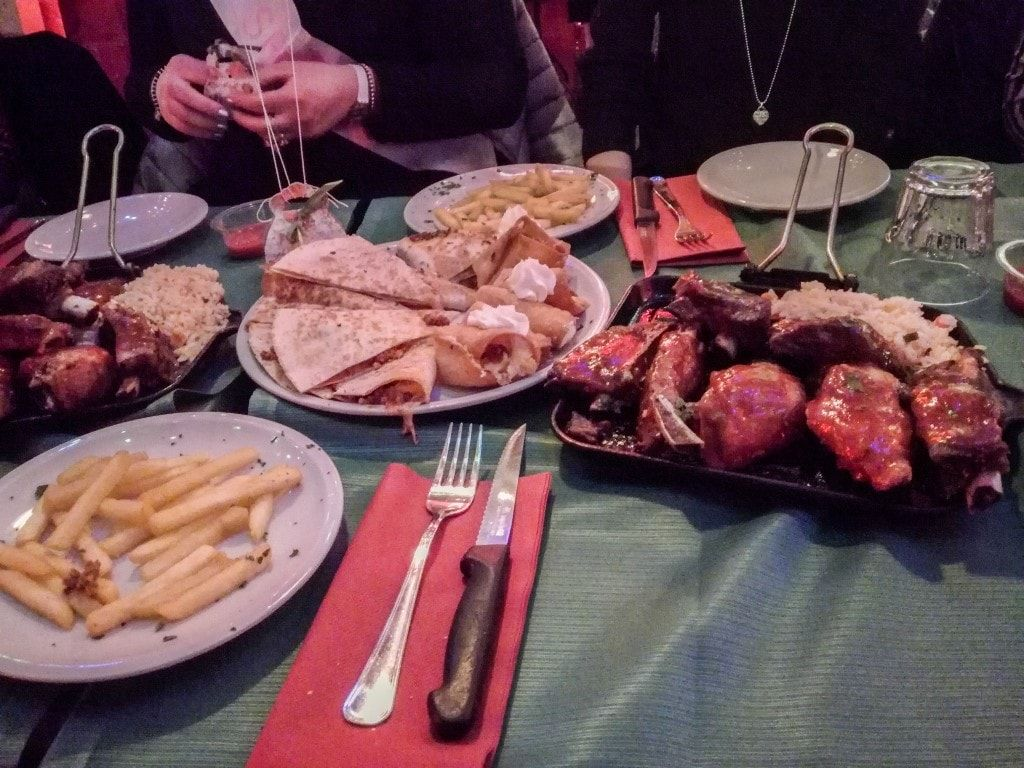 Casa Pepa mangiare