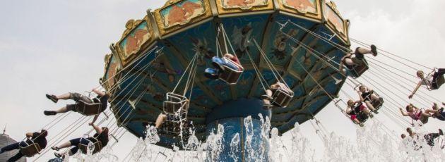 parco di divertimenti in Germania
